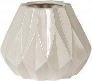 Ashley Diego Small White Vase Set of 2 Available Online in Dallas Fort Worth Texas