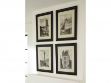 Ashley Dolph Black/White Wall Art Set Available Online in Dallas Fort Worth Texas