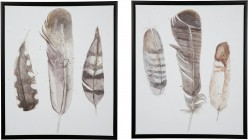 Ashley Duel Multi Wall Art Set of 2 Available Online in Dallas Fort Worth Texas