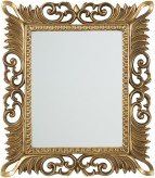 Ashley Denisha Antique Gold Accent Mirror Available Online in Dallas Fort Worth Texas