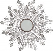 Ashley Drogo Antique Gold Accent Mirror Available Online in Dallas Fort Worth Texas