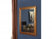 Ashley Dulce Gold Accent Mirror Available Online in Dallas Fort Worth Texas