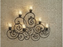 Ashley Durin Dark Bronze Wall S... Available Online in Dallas Fort Worth Texas