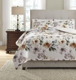 Ashley Balere Multi Queen Comforter Set Available Online in Dallas Fort Worth Texas