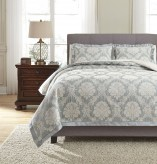 Ashley Joisse Sage King Comforter Set Available Online in Dallas Fort Worth Texas