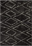Ashley Deryn Black/White Large Rug Available Online in Dallas Fort Worth Texas