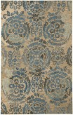 Ashley Alazne Blue/Ivory Medium Rug Available Online in Dallas Fort Worth Texas