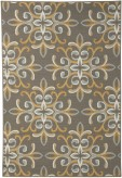 Ashley Savery Brown/Gold Large Rug Available Online in Dallas Fort Worth Texas
