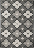 Ashley Asho Black/Cream Medium Rug Available Online in Dallas Fort Worth Texas