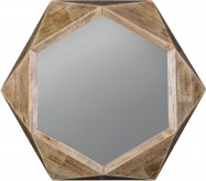 Ashley Corin Natural Accent Mirror Available Online in Dallas Fort Worth Texas