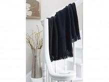 Shiloh Black Throw Available Online in Dallas Fort Worth Texas