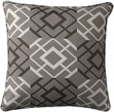 Raymond Brown & Cream Pillow Set of 4 Available Online in Dallas Fort Worth Texas