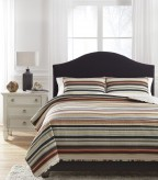 Ashley Wiley Multi King Quilt Set Available Online in Dallas Fort Worth Texas