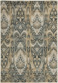 Ashley Elesha Gray/Brown/Natural Medium Rug Available Online in Dallas Fort Worth Texas