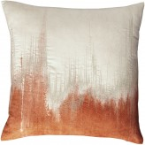 Ashley Madalene Orange Pillow Set of 4 Available Online in Dallas Fort Worth Texas