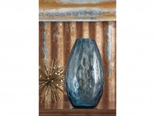 Ashley Devanand Blue Vase Set of 2 Available Online in Dallas Fort Worth Texas