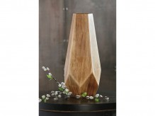 Ashley Corin Large Natural Vase Available Online in Dallas Fort Worth Texas