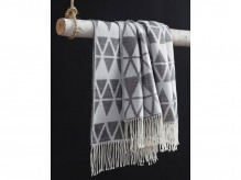 Noemi Slate Throw Available Online in Dallas Fort Worth Texas