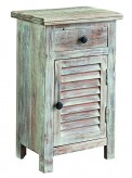 Ashley Charlowe White Door Night Stand Available Online in Dallas Fort Worth Texas