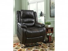 Ashley Yandel Black Power Lift Recliner Available Online in Dallas Fort Worth Texas