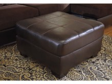 Ashley Vanleer Chocolate Ottoman Available Online in Dallas Fort Worth Texas