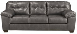 Ashley Alliston DuraBlend Grey Sofa Available Online in Dallas Fort Worth Texas