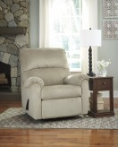 Ashley Bronwyn Sand Swivel Glider Recliner Available Online in Dallas Fort Worth Texas