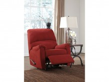 Ashley Zeth Crimson Rocker Recliner Available Online in Dallas Fort Worth Texas