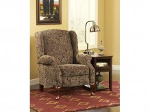 Ashley Nadior Paisley High Leg Recliner Available Online in Dallas Fort Worth Texas
