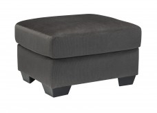 Ashley Kinlock Charcoal Ottoman Available Online in Dallas Fort Worth Texas