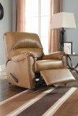 Ashley Lottie Durablend Almond Rocker Recliner Available Online in Dallas Fort Worth Texas