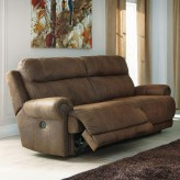 Ashley Austere Power Reclining Sofa Available Online in Dallas Fort Worth Texas