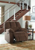 Ashley Roan Cocoa Rocker Recliner Available Online in Dallas Fort Worth Texas