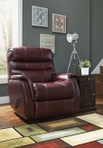 Ashley Bridger Roma Power Rocker Recliner Available Online in Dallas Fort Worth Texas