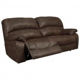 Ashley Zavier 2 Seat Power Reclining Sofa Available Online in Dallas Fort Worth Texas
