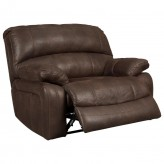 Ashley Zavier Wide Seat Power Recliner Available Online in Dallas Fort Worth Texas