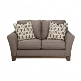 Ashley Janley Slate Loveseat Available Online in Dallas Fort Worth Texas
