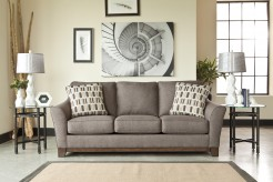 Ashley Janley Slate Sofa Available Online in Dallas Fort Worth Texas