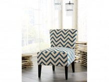 Ashley Ravity Blue Accent Chair Available Online in Dallas Fort Worth Texas