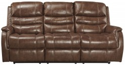 Ashley Metcalf Power Reclining Sofa Available Online in Dallas Fort Worth Texas