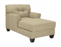 Ashley Laryn Khaki Chaise Available Online in Dallas Fort Worth Texas