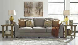 Ashley Leola Slate Sofa Available Online in Dallas Fort Worth Texas