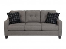 Ashley Brindon Charcoal Sofa Available Online in Dallas Fort Worth Texas