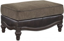 Winnsboro DuraBlend Ottoman Available Online in Dallas Fort Worth Texas