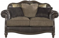 Winnsboro DuraBlend Loveseat Available Online in Dallas Fort Worth Texas