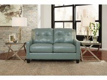 Ashley O'Kean Sky Loveseat Available Online in Dallas Fort Worth Texas