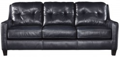 Ashley O'Kean Navy Sofa Available Online in Dallas Fort Worth Texas
