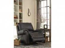 Ashley Milhaven Black Power Rocker Recliner Available Online in Dallas Fort Worth Texas
