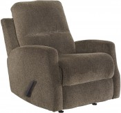Ashley Fambro Taupe Rocker Recliner Available Online in Dallas Fort Worth Texas