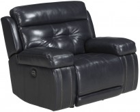 Ashley Graford Navy Power Recliner Available Online in Dallas Fort Worth Texas